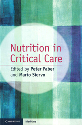 Image of Nutrition In Critical Care