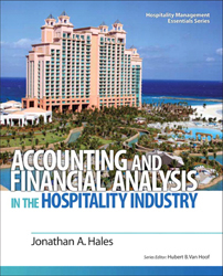 Image of Accounting And Financial Analysis In The Hospitality Industry