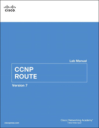 Image of Ccnp Route : Version 7 : Lab Manual