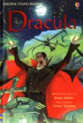 Image of Dracula Usborne Young Reading