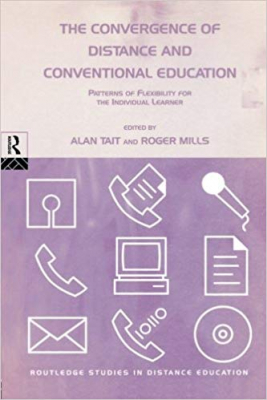 Image of Convergence Of Distance & Conventional Education Patterns Of