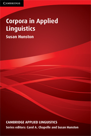 Image of Corpora In Applied Linguistics