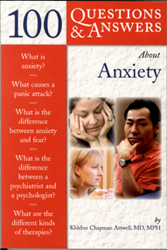 Image of 100 Questions & Answers About Anxiety