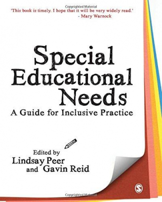 Image of Special Educational Needs : A Guide For Inclusive Practice