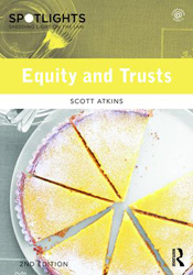 Image of Equity And Trusts : Routledge Spotlights