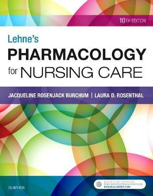 Image of Lehne's Pharmacology For Nursing Care