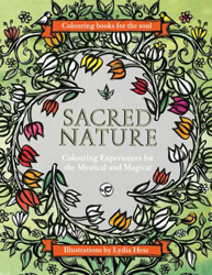Image of Colouring Books For The Soul : Sacred Nature