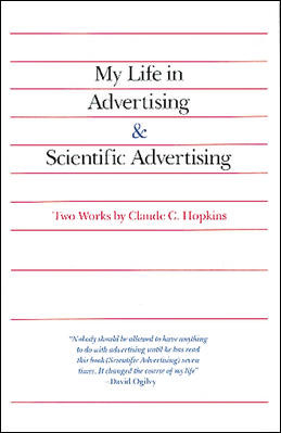 Image of My Life In Advertising And Scientific Advertising