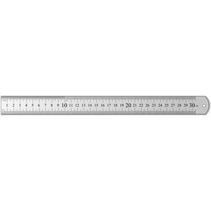 Image of Ruler Celco Stainless Steel 30cm