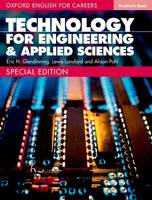 Image of Technology For Engineering And Applied Sciences : Student Book : Oxford English For Careers