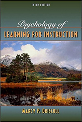 Image of Psychology Of Learning For Instruction