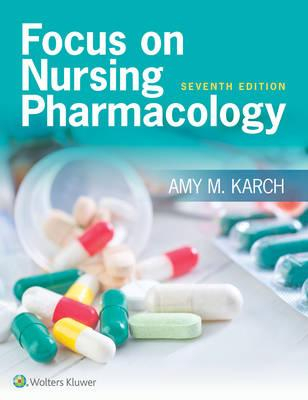 Image of Focus On Nursing Pharmacology