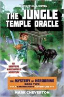 Image of Jungle Temple Oracle : The Mystery Of Herobrine Series : Book 2