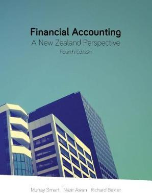 Image of Financial Accounting : A New Zealand Perspective