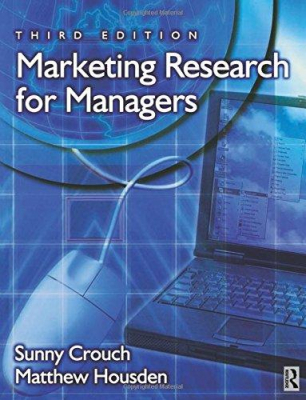 Image of Marketing Research For Managers