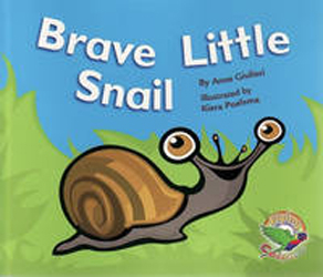 Image of Brave Little Snail