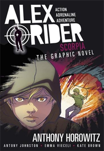 Image of Scorpia : The Graphic Novel