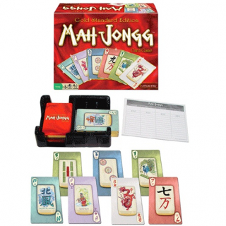 Image of Game Mah Jongg Card
