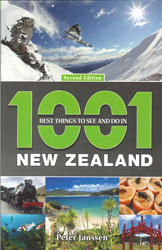 1001 Best Things To See & Do In New Zealand