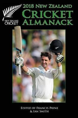 Image of New Zealand Cricket Almanack 2018