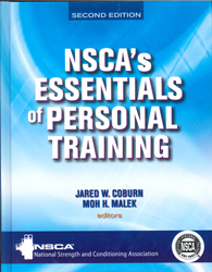 Image of Nsca's Essentials Of Personal Training