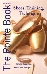 Image of Pointe Book : Shoes Training Technique