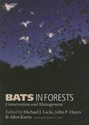 Image of Bats In Forests Conservation And Management