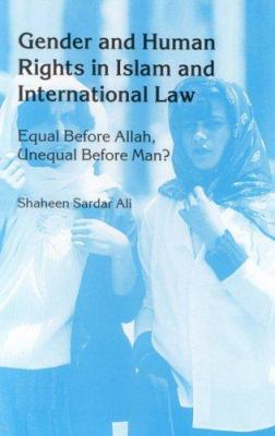 Image of Gender And Human Rights In Islam And International Law