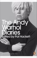 Image of Andy Warhol Diaries