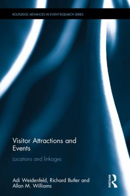 Image of Visitor Attractions And Events Locations And Linkages