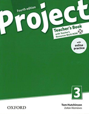 Image of Project 3 : Teacher's Book Pack