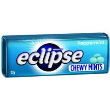 Image of Eclipse Chewy Mints : Peppermint