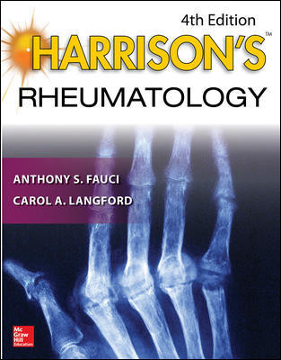 Image of Harrison's Rheumatology