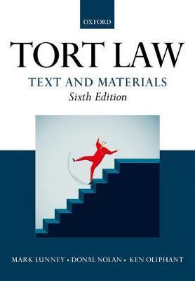 Image of Tort Law : Text And Materials