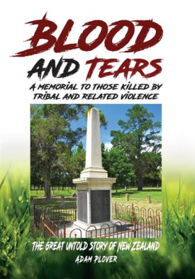 Image of Blood And Tears : A Memorial To Those Killed By Tribal And Related Violence