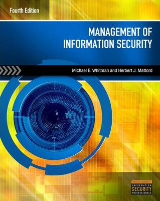 Image of Management Of Information Security