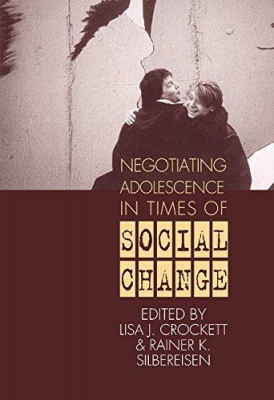 Image of Negotiating Adolescence In Times Of Social Change