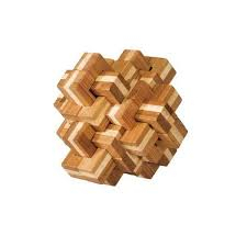 Image of Bamboo Puzzle Iq Test