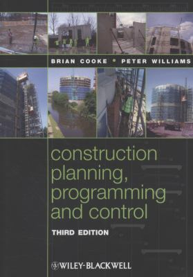 Image of Construction Planning Programming And Control