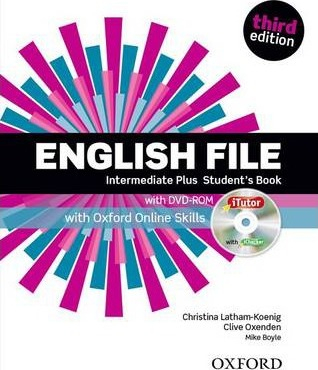 Image of English File : Intermediate Plus : Student's Book With Itutor And Online Skills