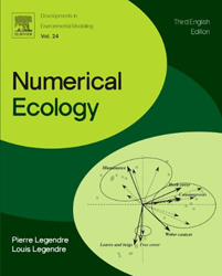 Image of Numerical Ecology : Volume 24