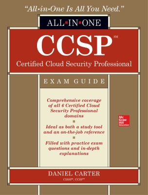 Image of Ccsp Certified Cloud Security Professional All-in-one Exam Guide
