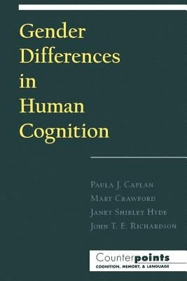Image of Gender Differences In Human Cognition