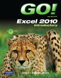 Image of Go! With Microsoft Excel 2010 Introductory