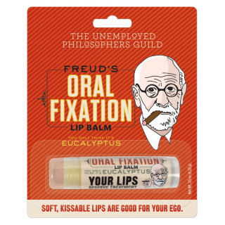 Image of Freud's Oral Fixation Lipbalm
