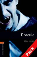 Image of Dracula : Oxford Bookworms Stage 2 : Audio Pack