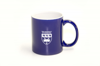 Image of Auckland University Sports Crest Mug Navy