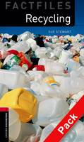 Image of Recycling : Factfiles : Oxford Bookworms : Stage 3 : Audio Pack