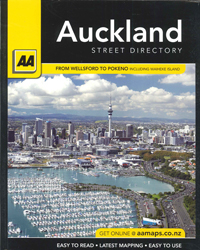 Aa Auckland Street Directory 2010
