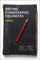 Image of Writing Ethnographic Fieldnotes